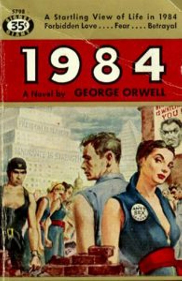 Buy 1984 at Amazon