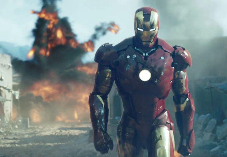 best superhero movies iron man