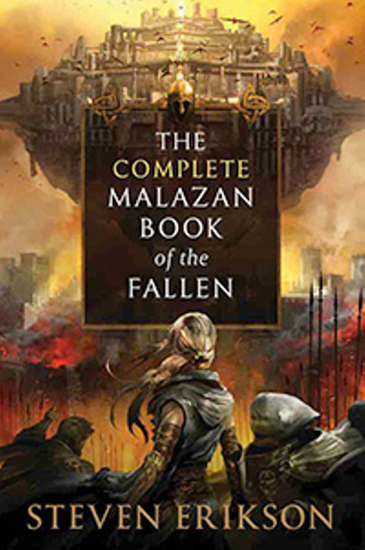 malazan book of fallen