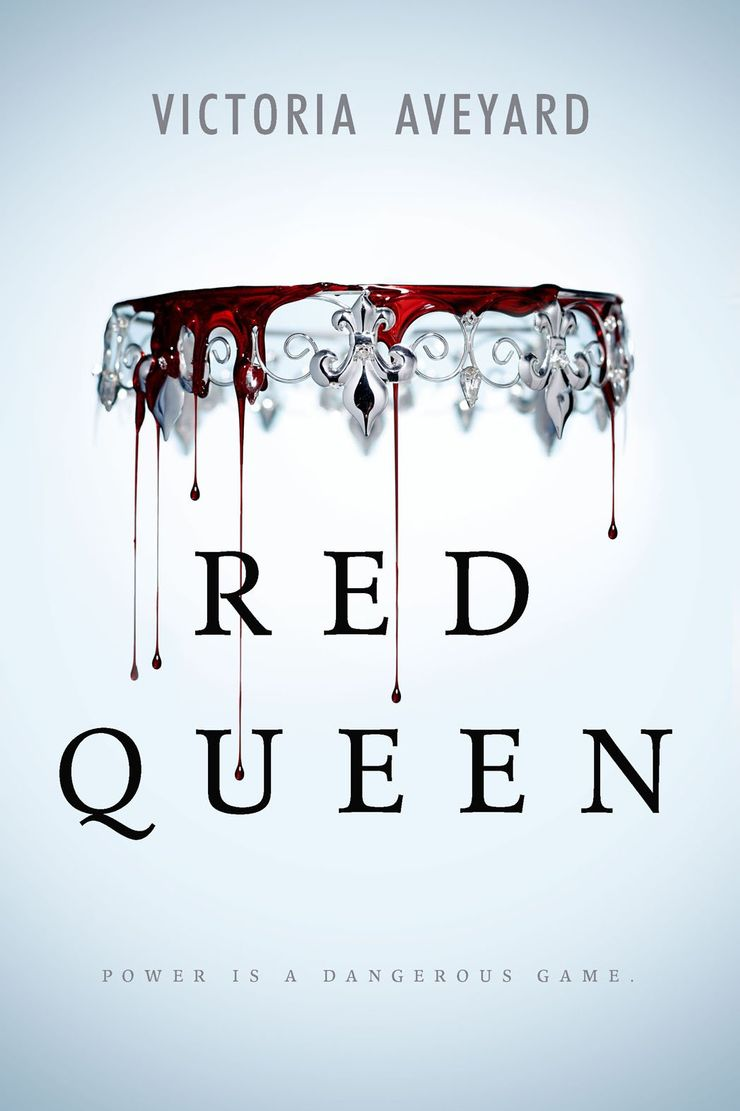 Buy Red Queen at Amazon
