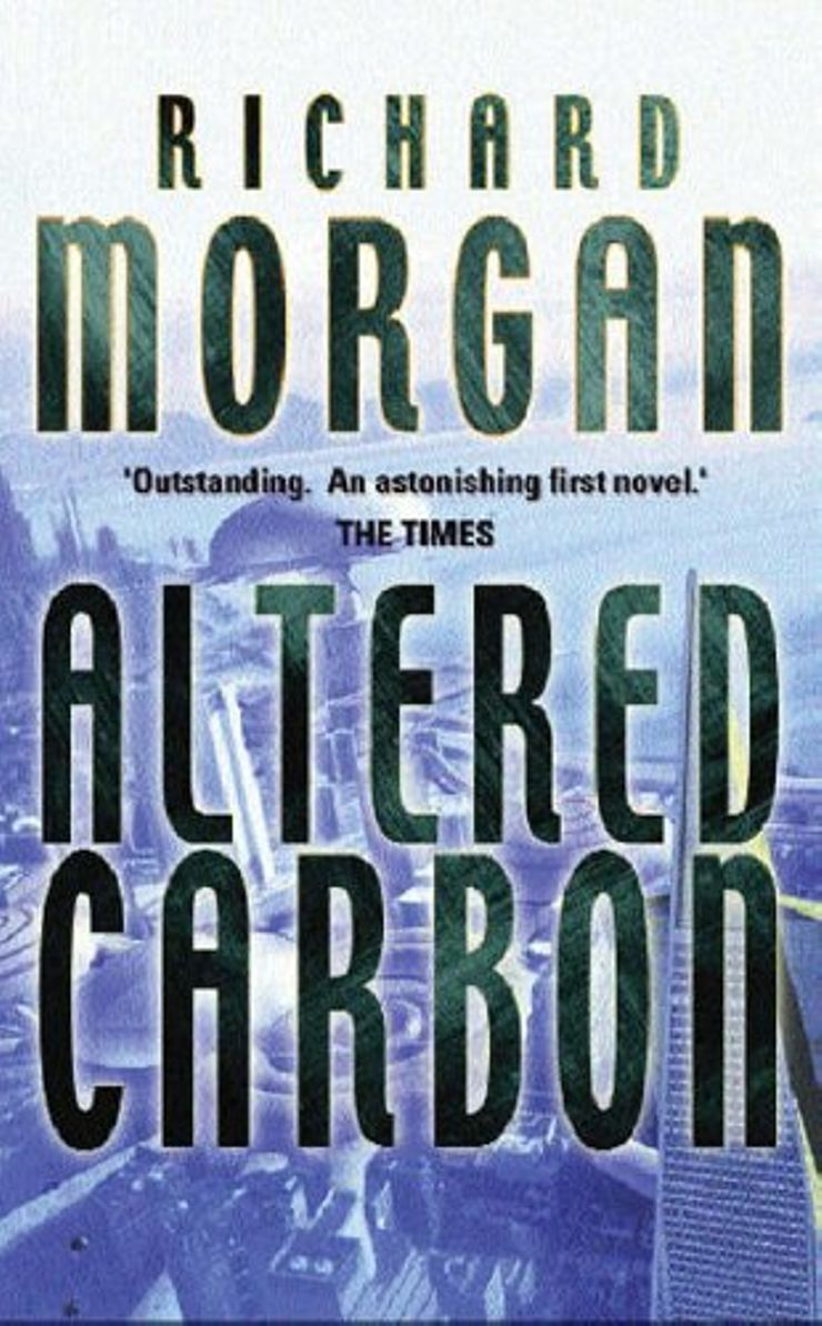 Buy Altered Carbon  at Amazon