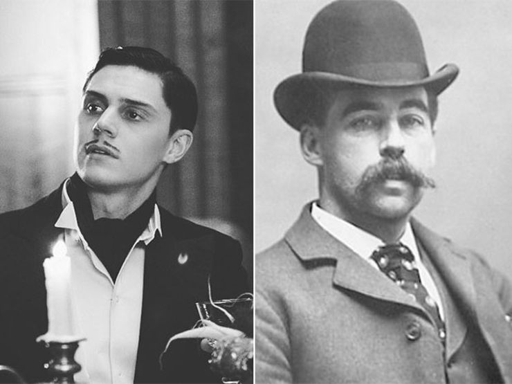 american horror story characters james patrick march hh holmes