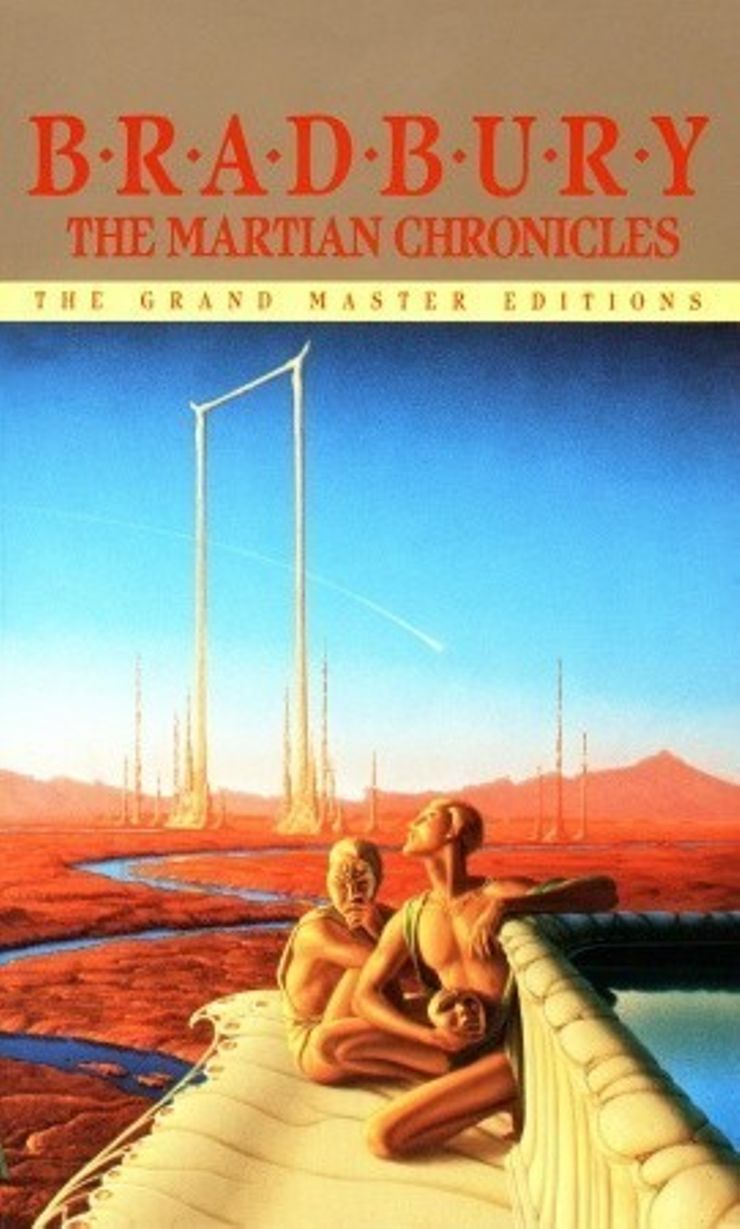 Buy The Martian Chronicles at Amazon