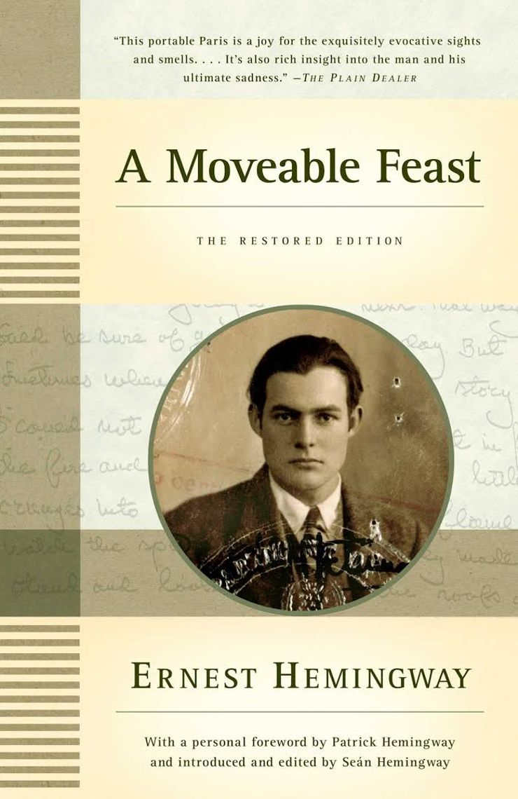 Buy A Moveable Feast at Amazon