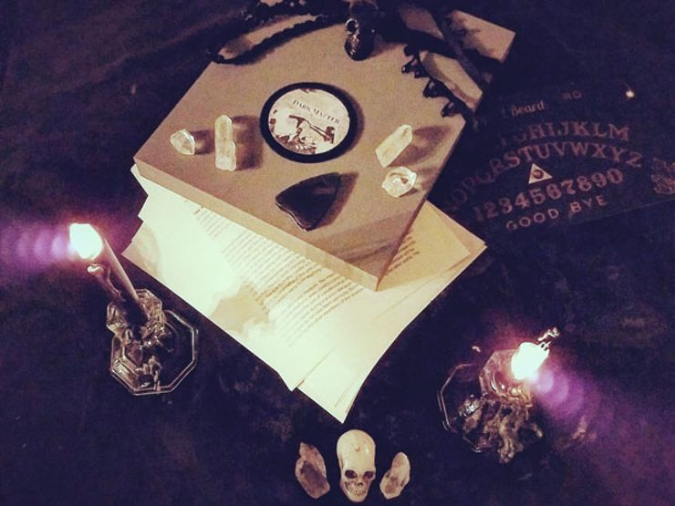 unusual gifts seance kit