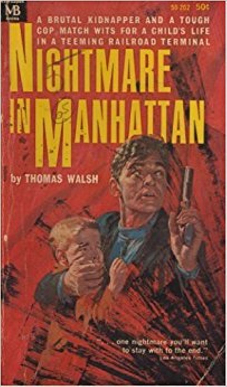 Buy Nightmare in Manhattan at Amazon