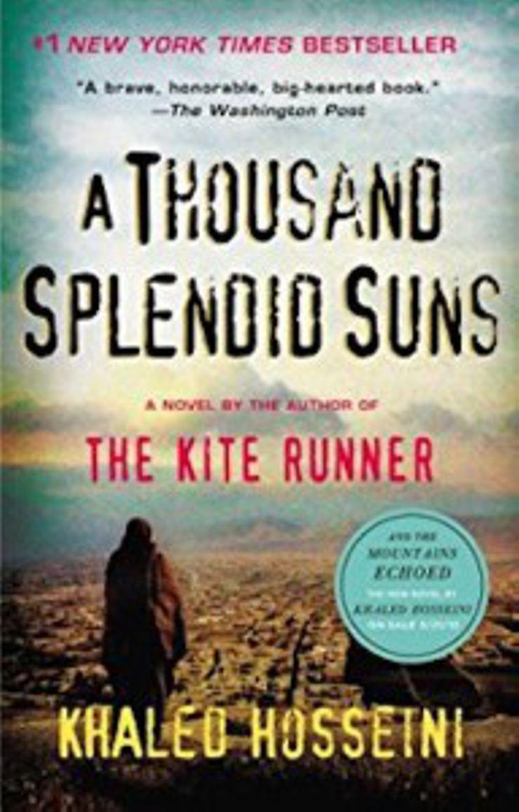 Books About Friendship A Thousand Splendid Suns