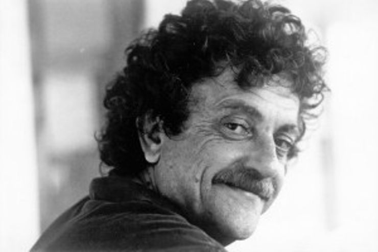 Authors Before They Were Published Kurt Vonnegut