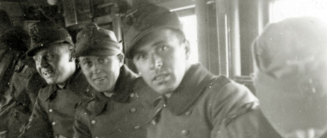 This German Soldier Received the Same Wounds in the Same Town as His Father Did 30 Years Earlier