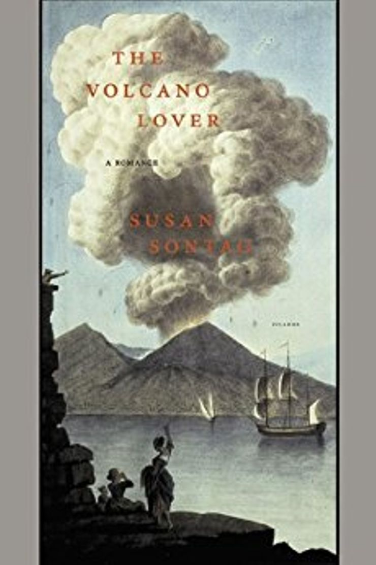 Buy The Volcano Lover at Amazon