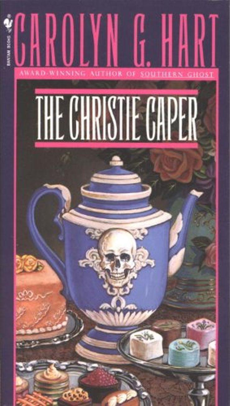 Buy The Christie Caper at Amazon