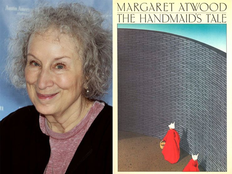 the lack of hero in the dystopian novel the handmaids tale by margaret atwood The handmaid's tale by margaret atwood  the handmaid's tale is a dystopian novel set in  dystopian society in this novel, formed because of lack of.