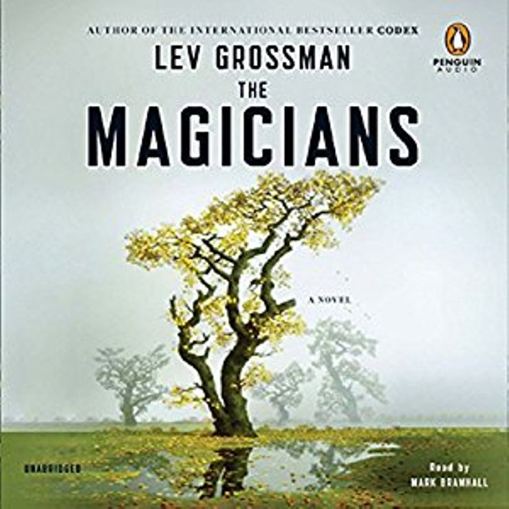 Buy The Magicians at Amazon