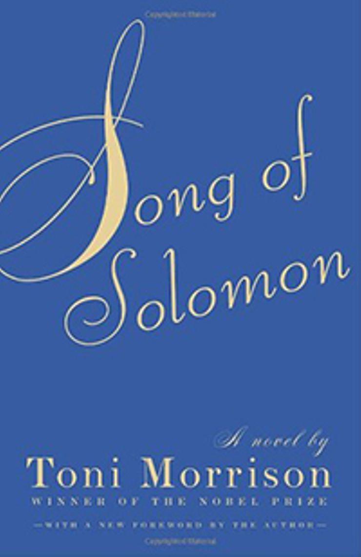 Buy Song of Solomon at Amazon