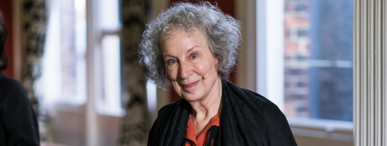 8 Margaret Atwood Quotes for When the Bastards Grind You Down