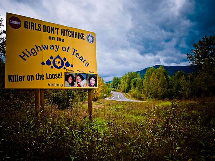 The Highway of Tears: Canada's Killing Fields