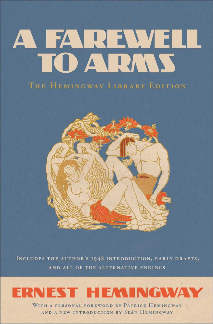 Buy A Farewell to Arms at Amazon