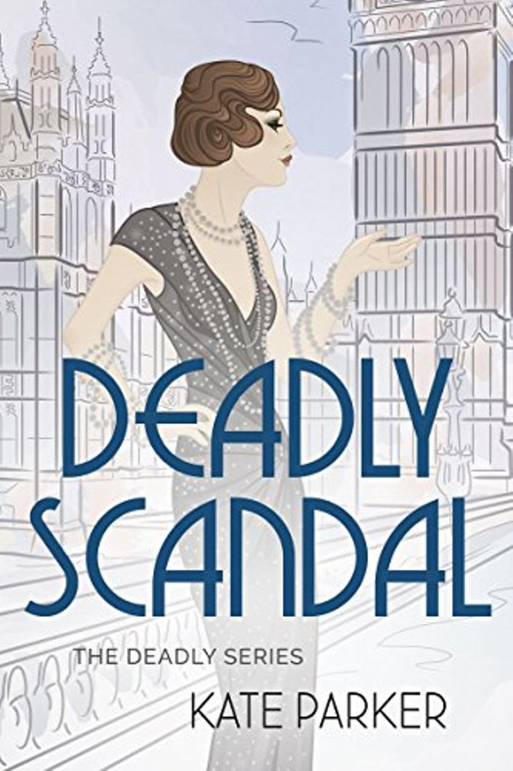 Buy Deadly Scandal at Amazon