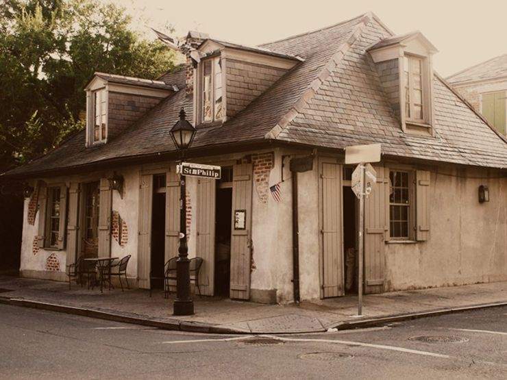 most haunted places new orleans