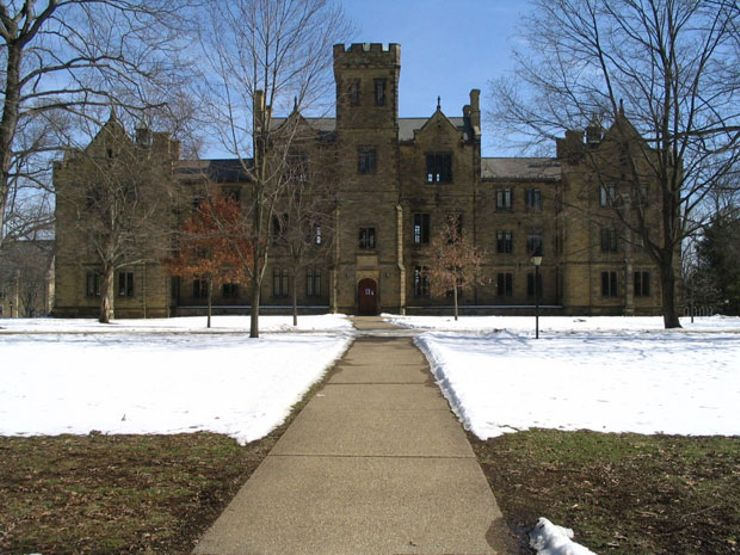 Kenyon College haunted schools