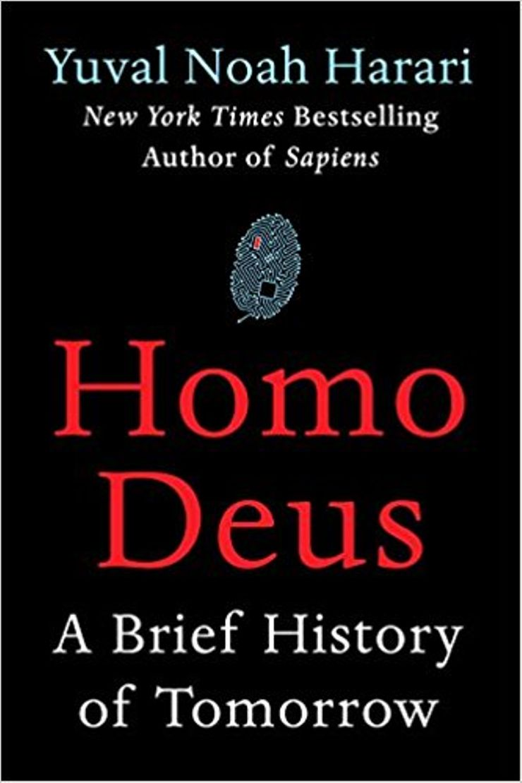 Buy Homo Deus: A Brief History of Tomorrow at Amazon
