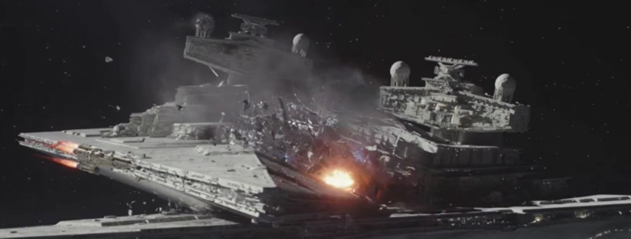 VFX Supervisor Reveals 'Rogue One' Used (Almost) as Much CGI as 'Phantom Menace'