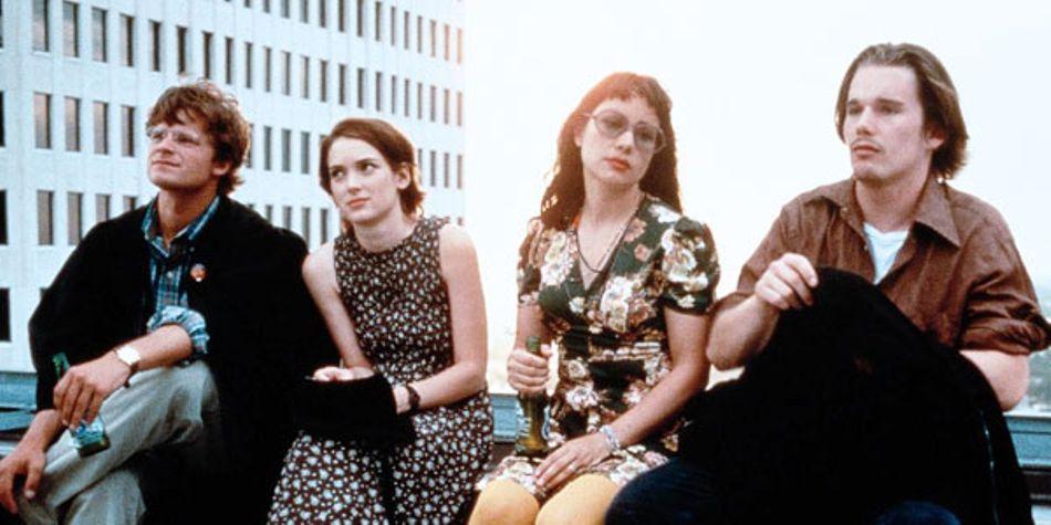 romantic comedies 90s Reality Bites