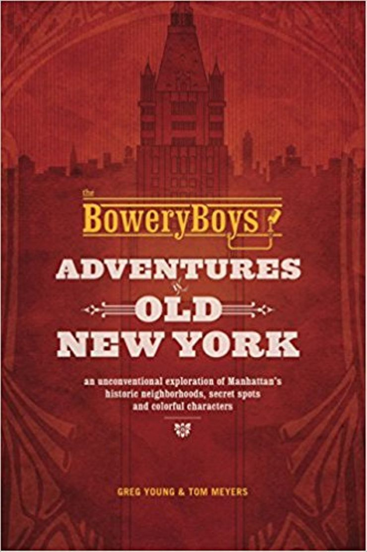Buy Adventures in Old New York at Amazon