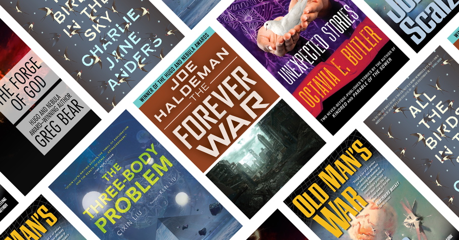 Tor.com and The Portalist book sweepstakes science fiction