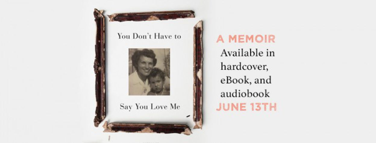 Sherman Alexie Giveaway: <i>You Don't Have to Say You Love Me</i>