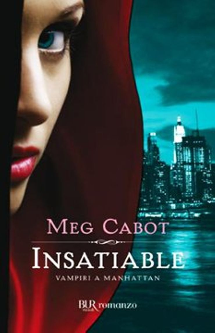 Buy Insatiable at Amazon