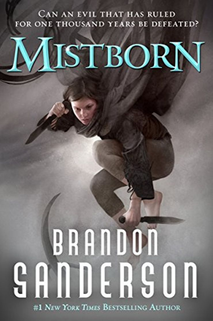 Buy Mistborn: The Final Empire at Amazon