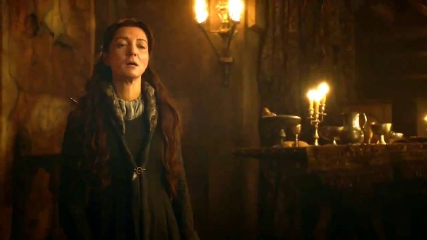 Game of Thrones deaths Catelyn Stark