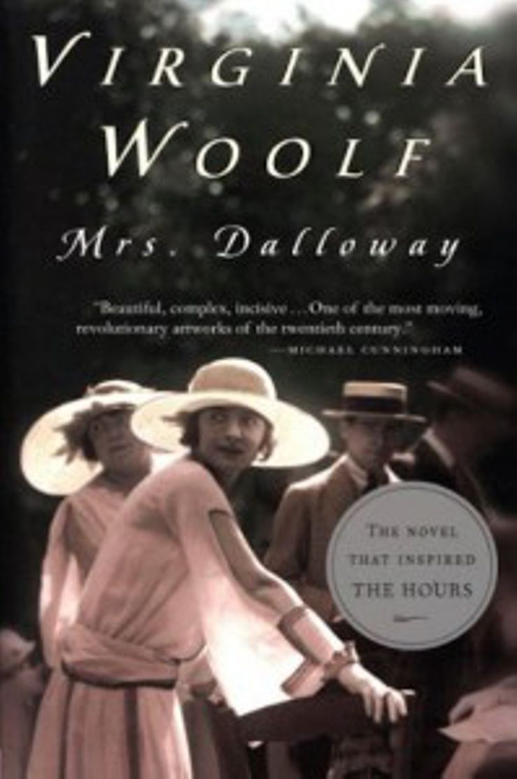 classic english literature, mrs. dalloway