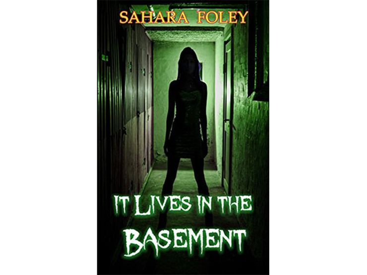 horror novels it lives in basement