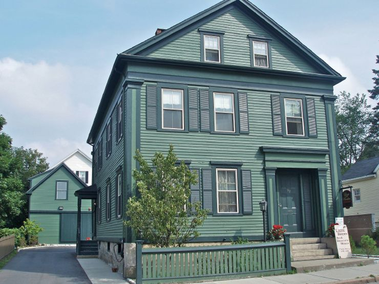 haunted houses open to the public