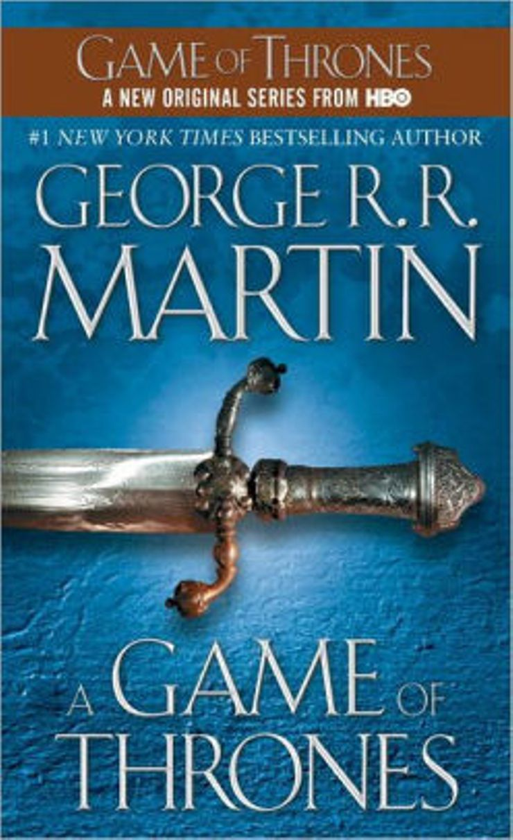 Buy A Game of Thrones at Amazon
