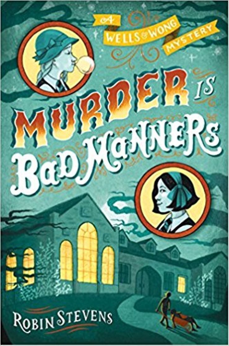 Buy Murder is Bad Manners at Amazon