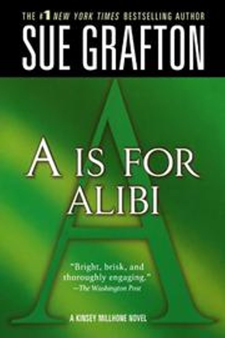 Buy A is for Alibi at Amazon