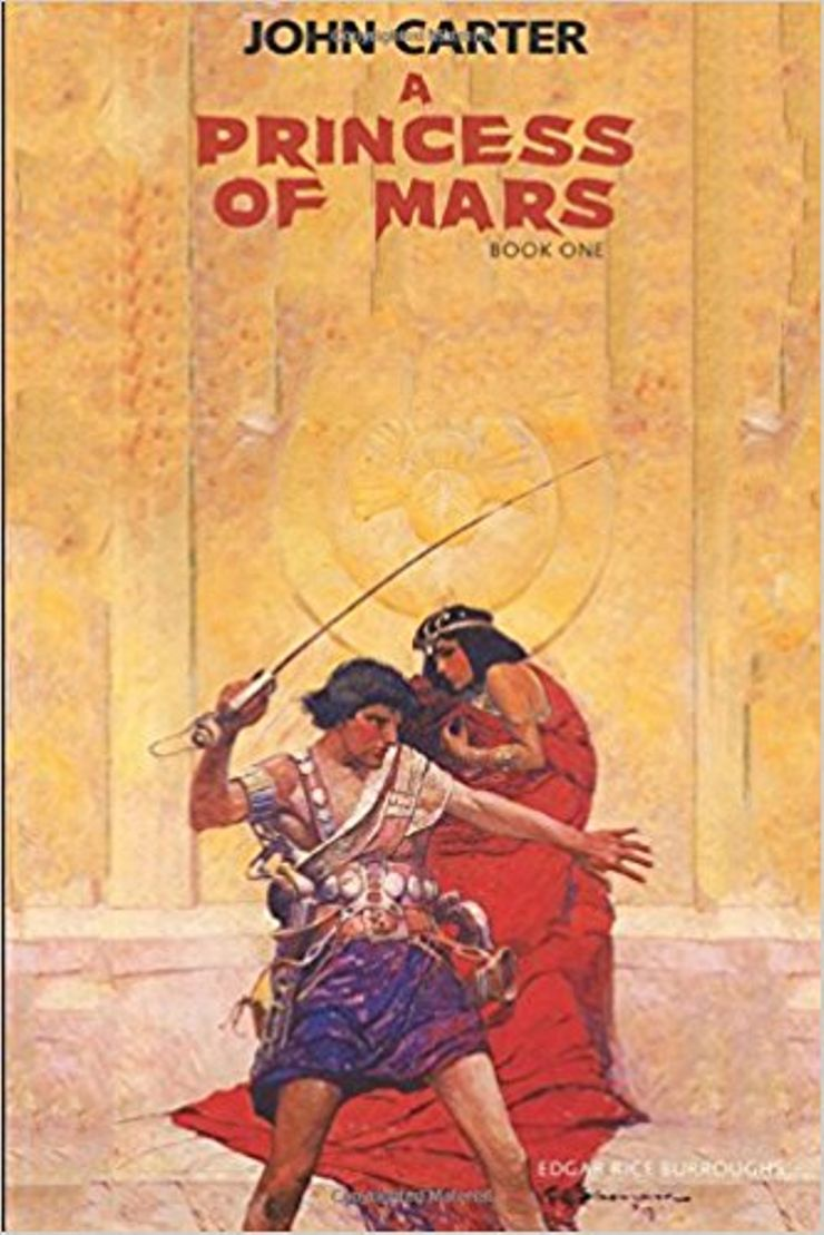 Buy A Princess of Mars at Amazon