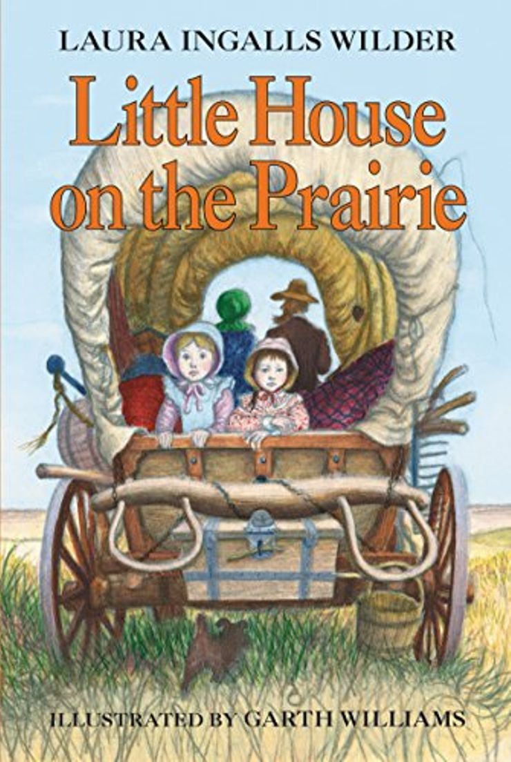 Buy Little House on the Prairie at Amazon
