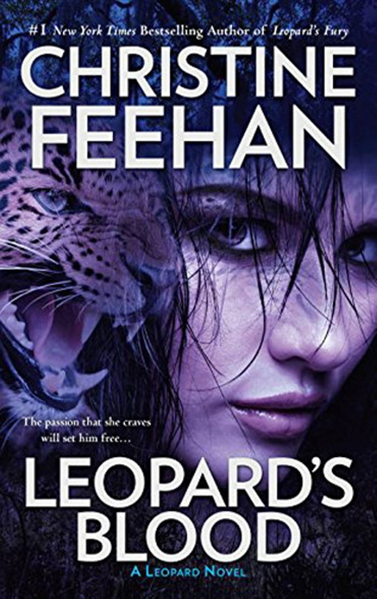 Buy Leopard's Blood at Amazon