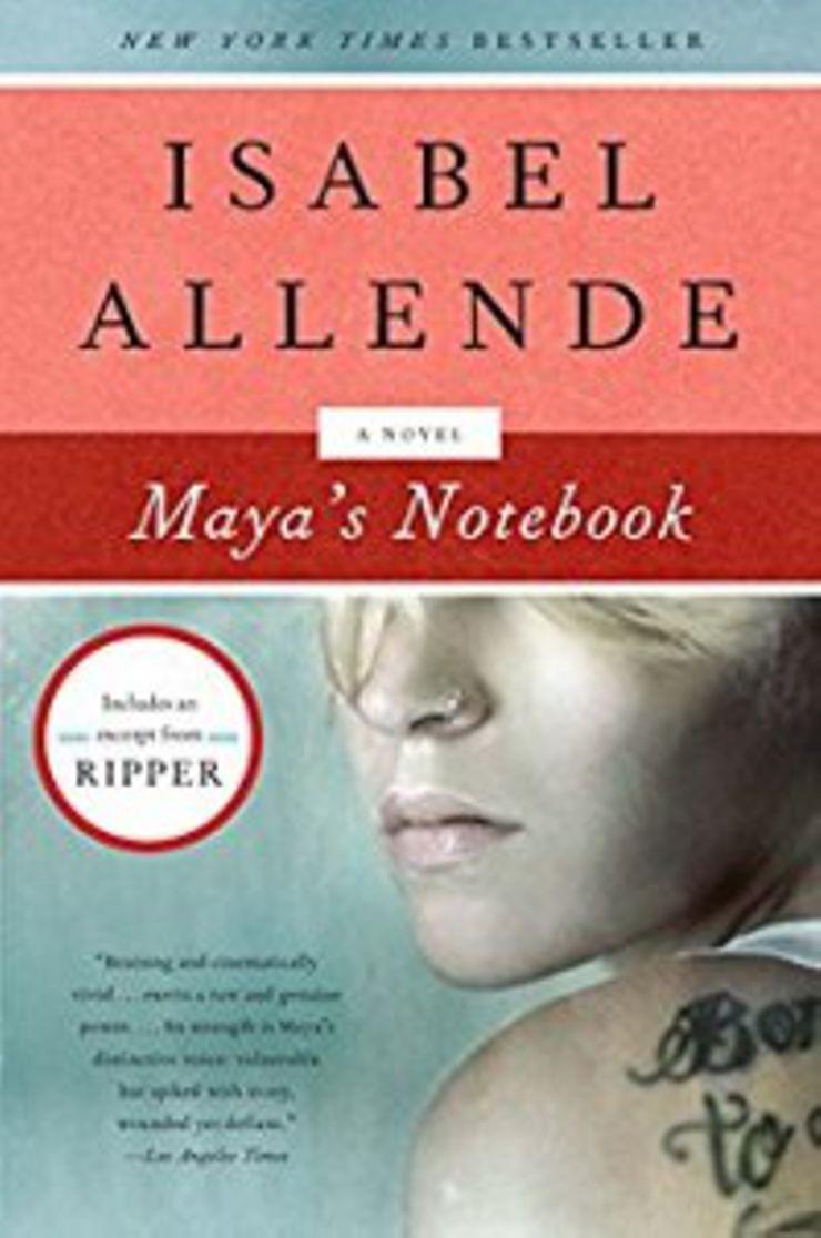 Buy Maya's Notebook at Amazon