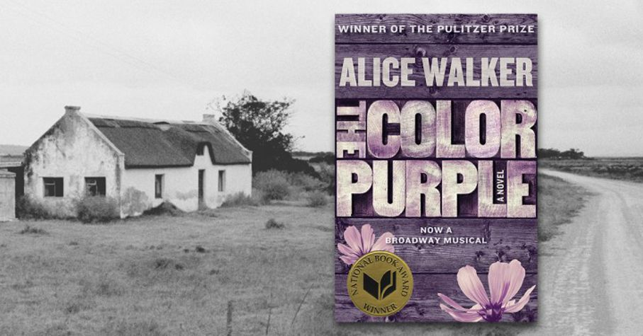 Gloria Steinem Reviews <i>The Color Purple</i>