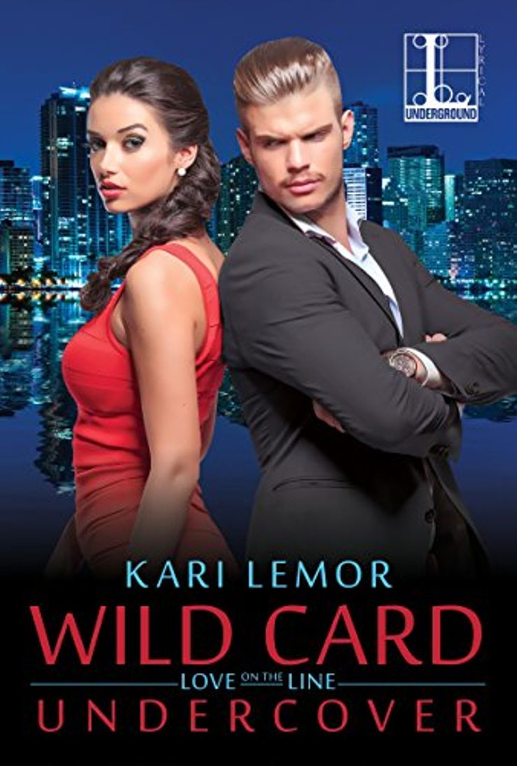 Buy Wild Card Undercover at Amazon