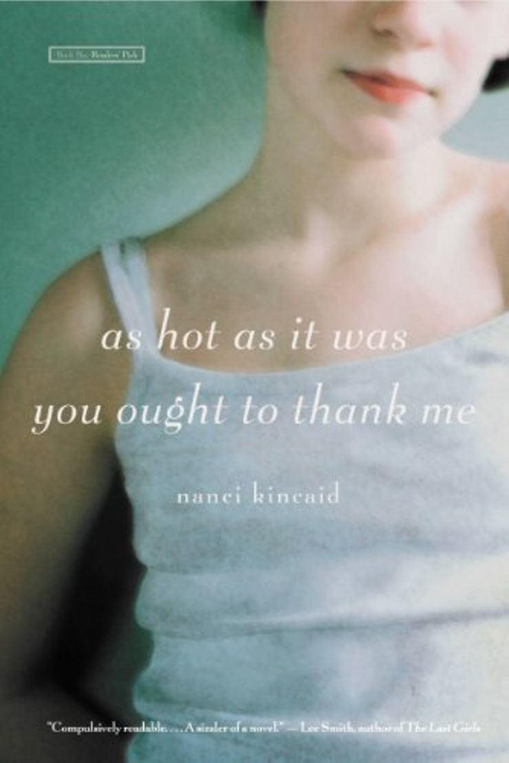 Buy As Hot as It Was You Ought to Thank Me at Amazon