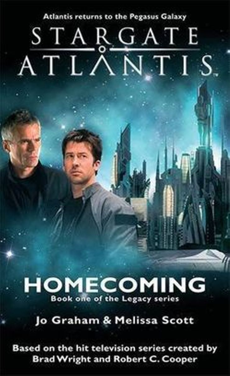 Buy Stargate Atlantis: Homecoming at Amazon