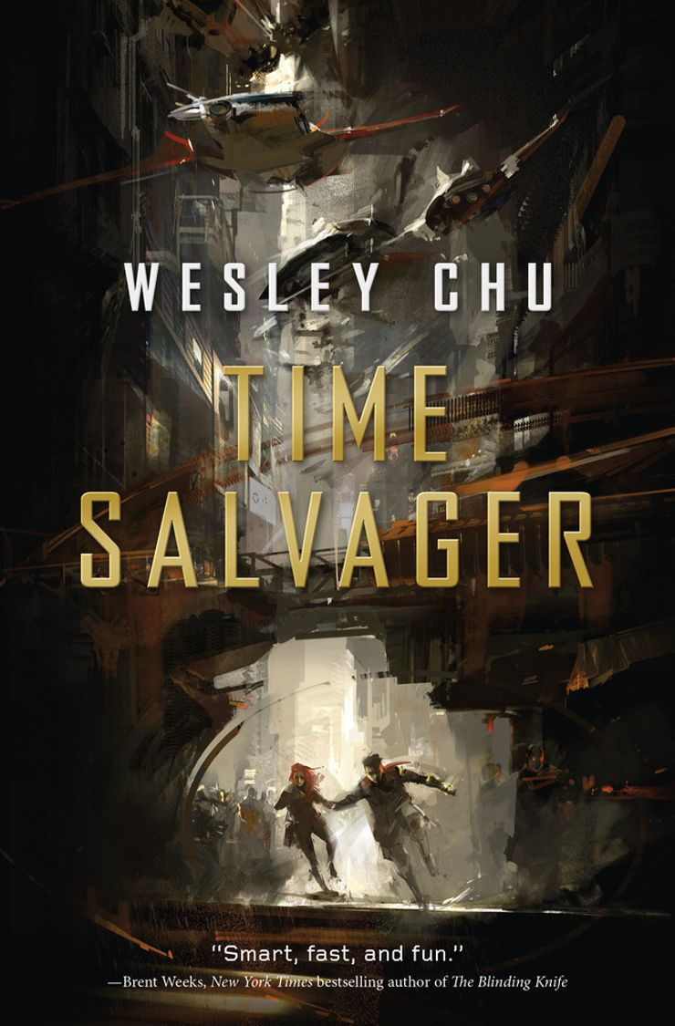 Buy Time Salvager at Amazon