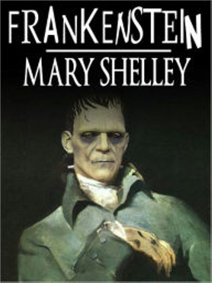 classic english literature frankenstein
