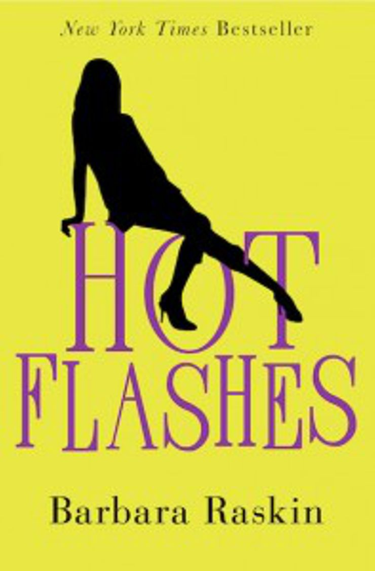 Books About Friendship Hot Flashes